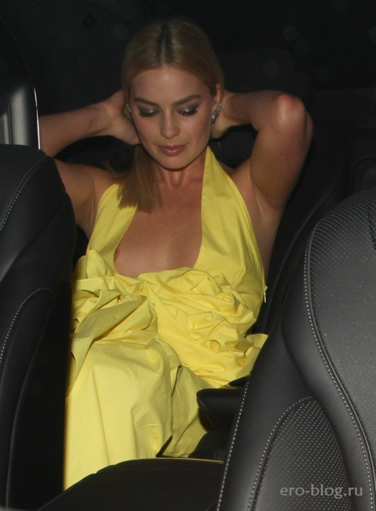 18+  Margot Robbie (Харли Квин) Марго Робби фото голая
