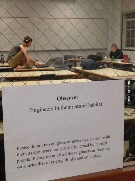 Приколы про инженеров я у мамы инжинер