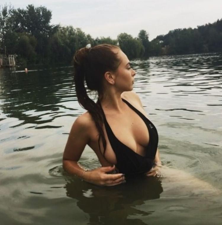 Тереза Блогерша Слив