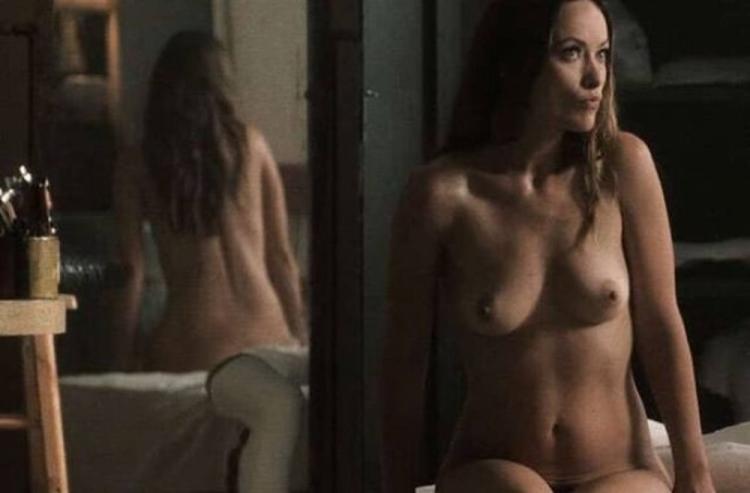 Американская актриса Olivia Wilde Оливия Уайлд слитые фото без цензуры 18+