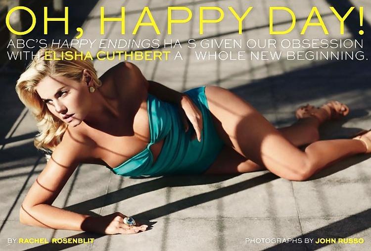 Канадская актриса Elisha Cuthbert Элиша Катберт слив фото без цензуры 18+