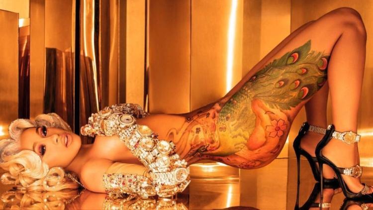 Американская звезда (Белкалис Марленис Альманзар) Карди Би Cardi B слив фото и видео без цензуры 18+