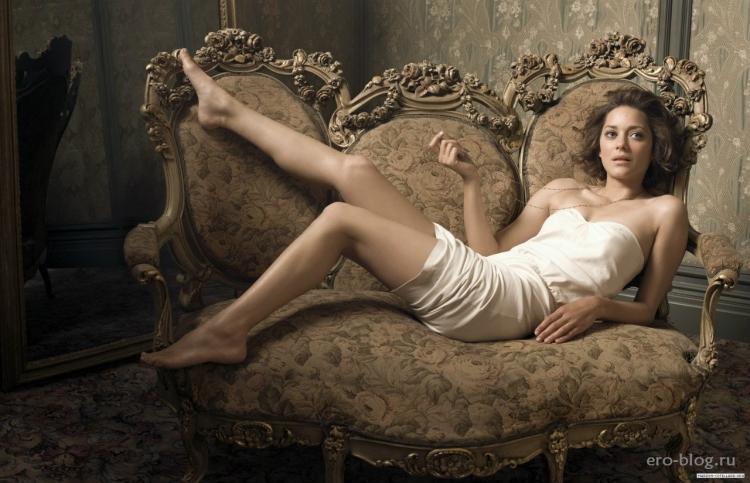 Марион Котийяр горячие интим фото