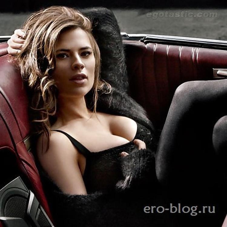Хейли Этвелл горячие интим фото