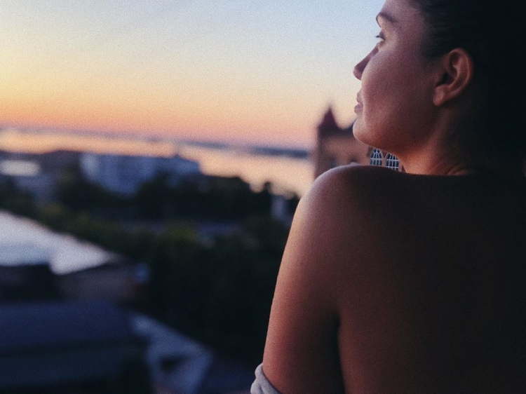 Агата Муцениеце горячие интим фото