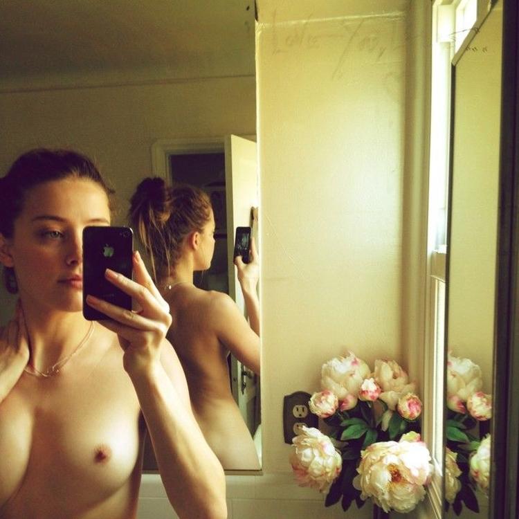 Эмбер Херд горячие интим фото