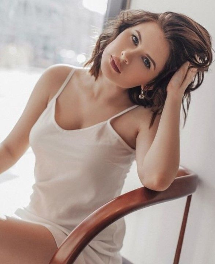 Анна Цуканова горячие интим фото
