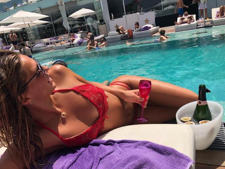 Юлия Ефимова горячие интим фото