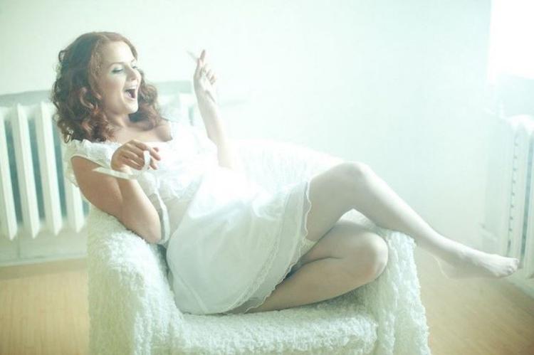 Елена Ландер горячие интим фото и видео
