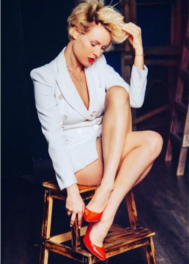 Виктория Маслова горячие интим фото