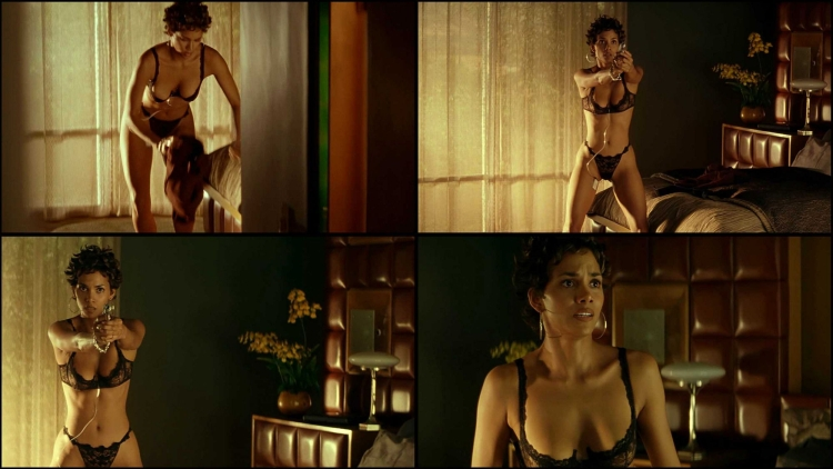 Холли Берри горячие интим фото