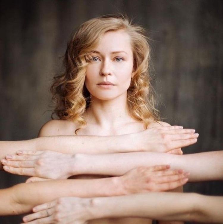 Юлия Пересильд горячие интим фото