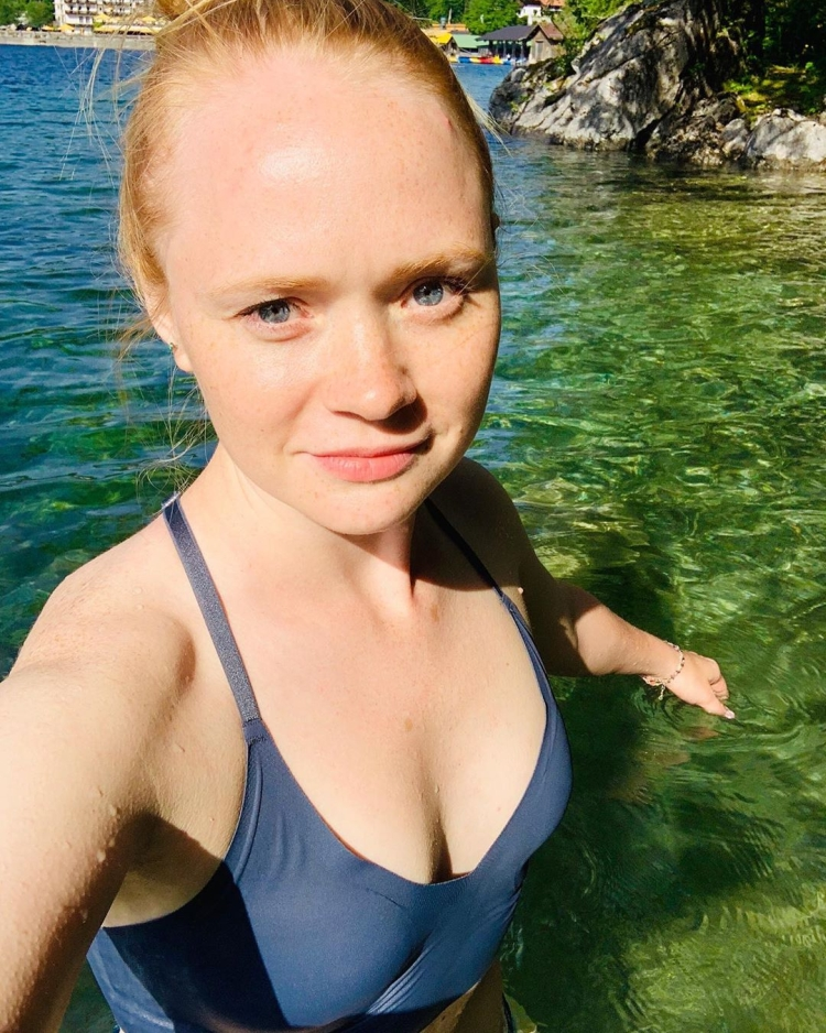 Александра Кузенкина горячие интим фото