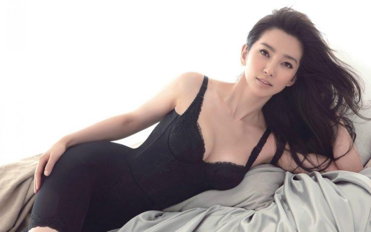 Ли Бинбин горячие интим фото