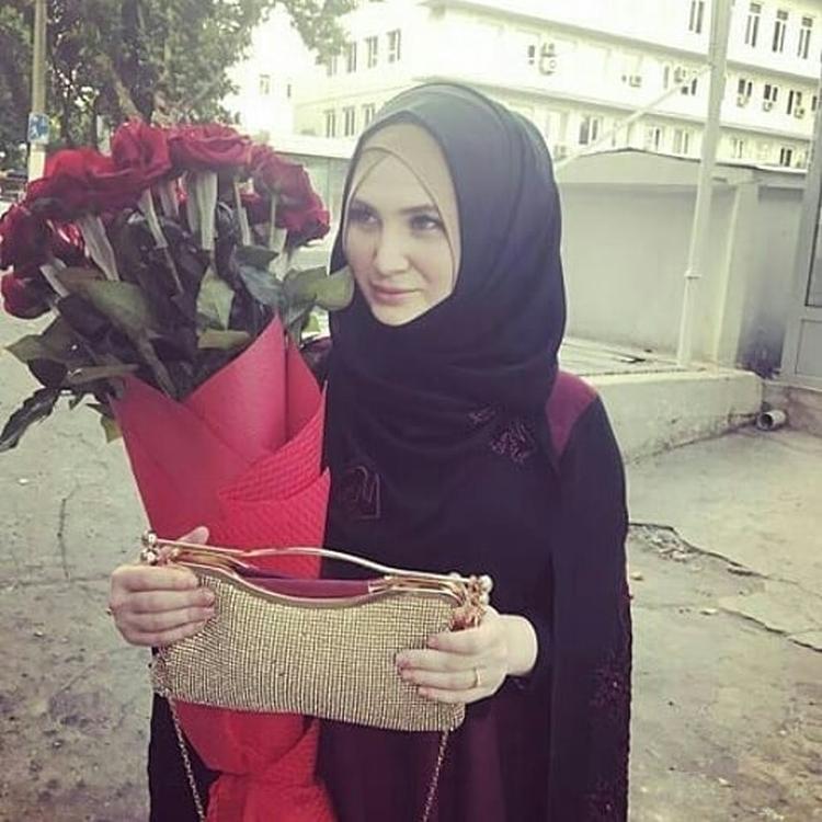 Малика Джикаева горячие интим фото и видео