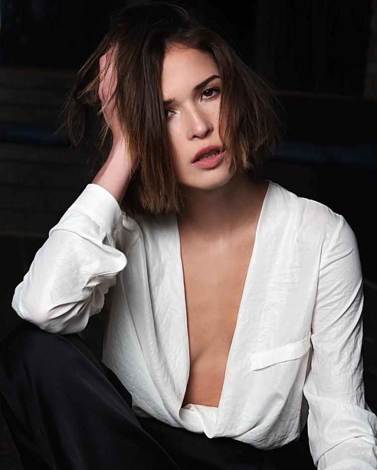 Лукерья Ильяшенко горячие интим фото