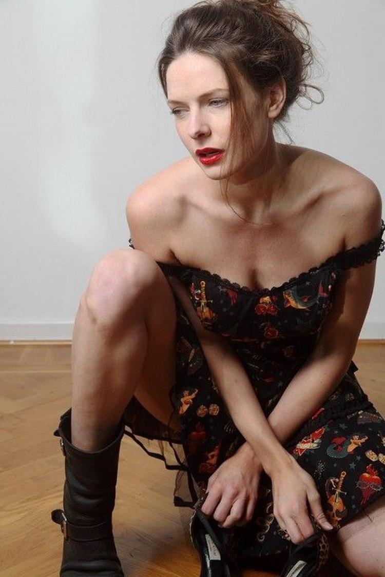 Ребекка Фергюсон горячие интим фото