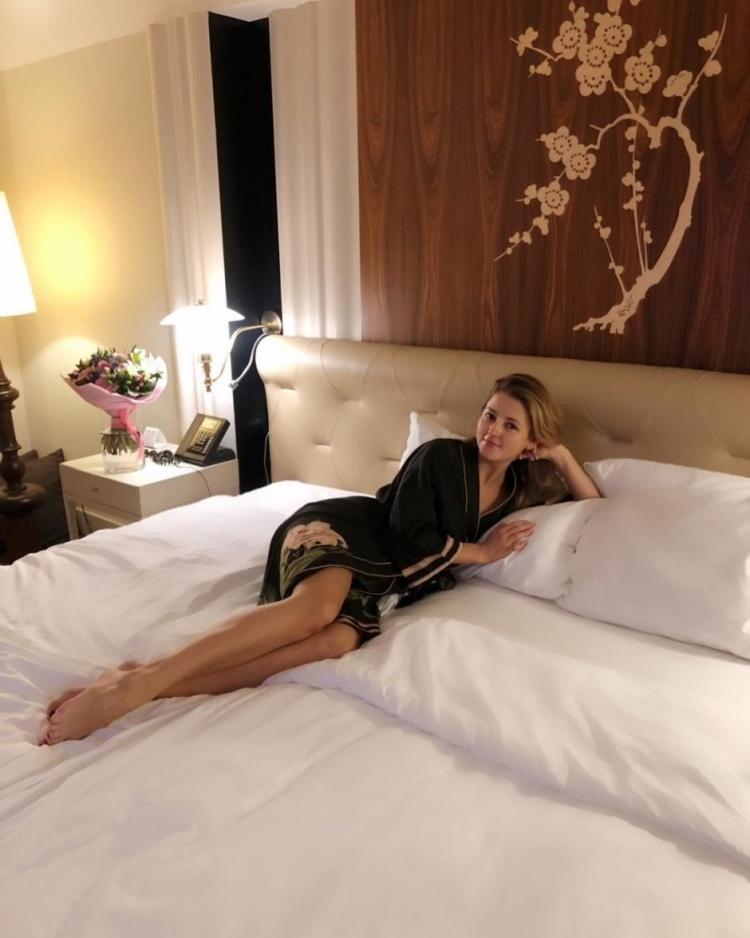 Российская актриса Анна Михайловская горячие интим фото