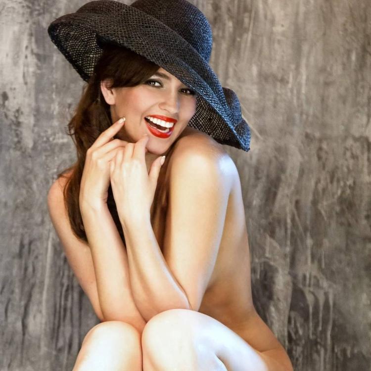 Белорусская и российская актриса из Мылодрамы Янина Мелехова горячие интим фото