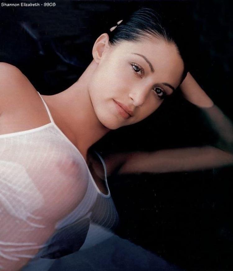 Американская актриса Элизабет Шеннон горячие интим фото