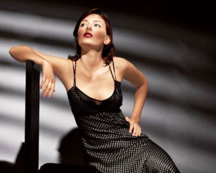 Российская актриса Эмилия Спивак горячие интим фото