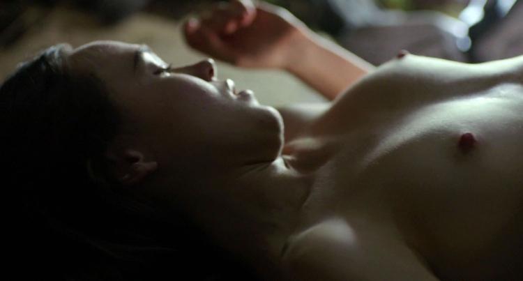 """Канадская актриса из фильма """"Джуно"""" Эллен Пейдж горячие интим фото"""