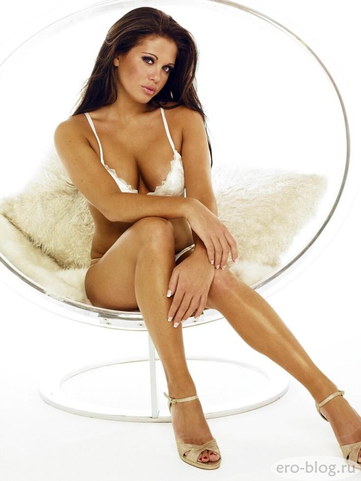 Британская звезда Бьянка Гаскойн горячие интим фото