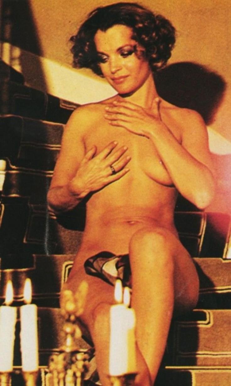 Французская актриса Роми Шнайдер горячие интим фото