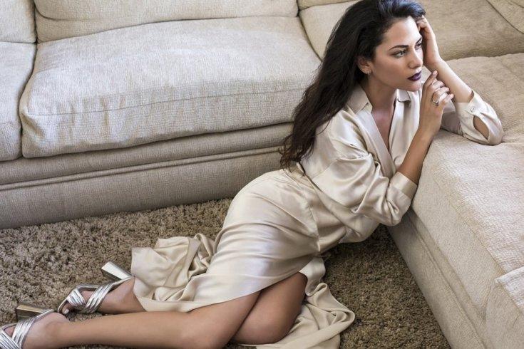 Американская актриса из Люцифера Инбар Лави горячие интим фото