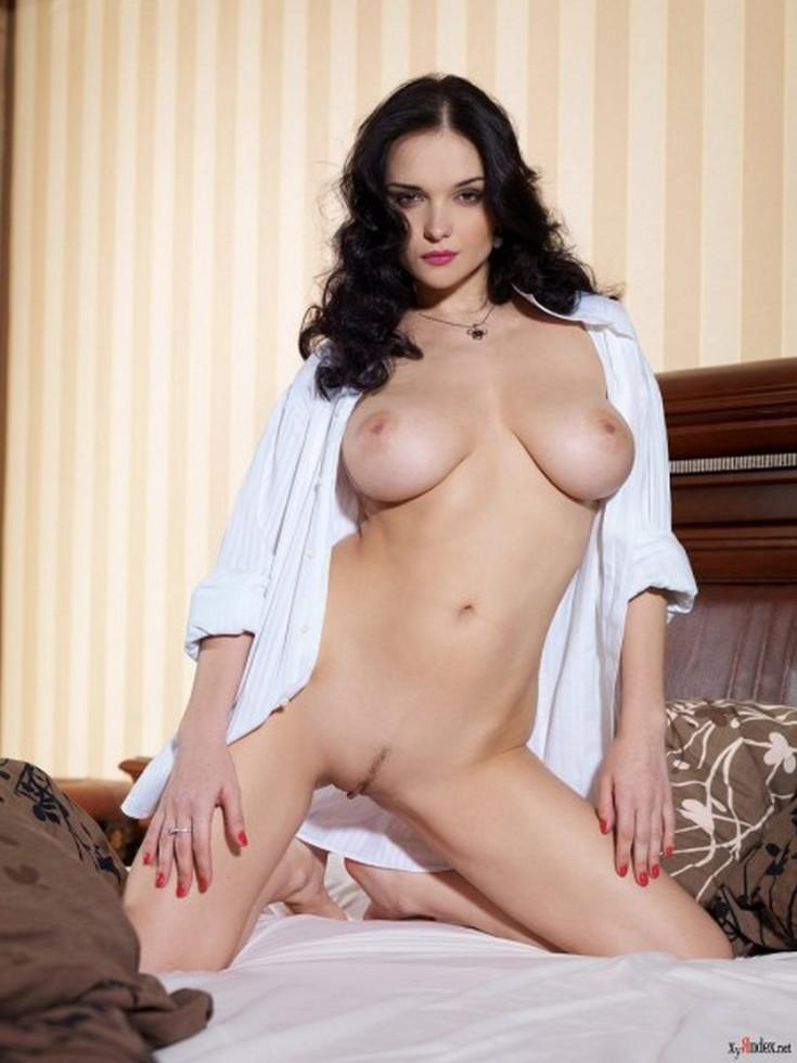 Украинская модель Евгения Диордийчук Katie Fey горячие интим фото