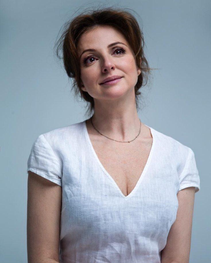 Российская актриса Анна Банщикова горячие интим фото