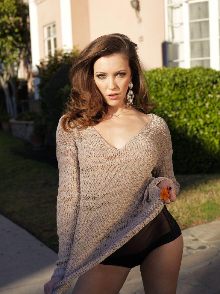 Американская актриса Кэти Кэссиди горячие интим фото