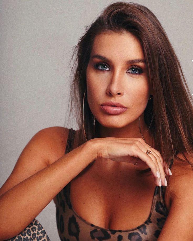 Грузинская певица А'Студио Кети Топурия горячие интим фото