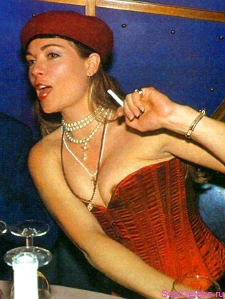 Американская актриса Тереза Расселл горячие интим фото