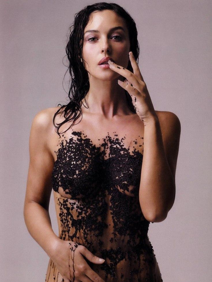 Итальянская актриса Моника Беллуччи горячие интим фото