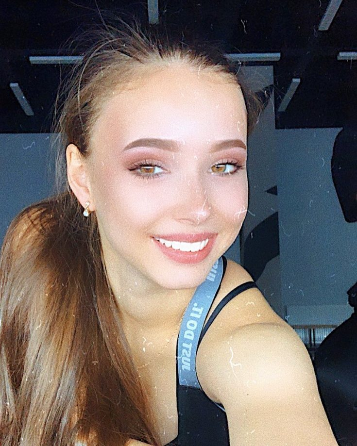 """Маша Воронина из """"Ворониных"""" слив фото Мария Ильюхина горячие интим фото"""