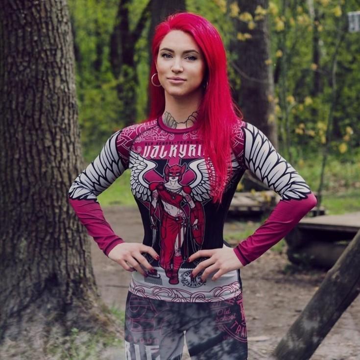 Слив фото Дарина Маздюк Красная Королева горячие интим фото