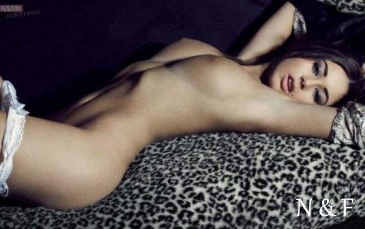 Слив фото Диана Мелисон горячие интим фото