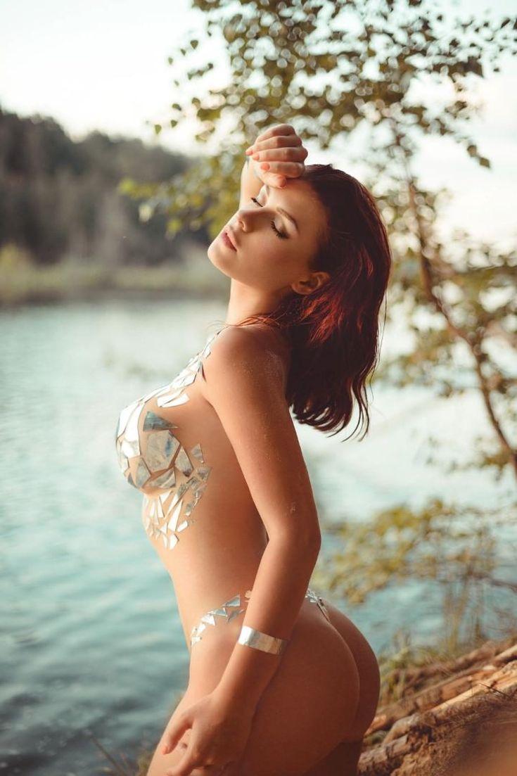 Слив фото Irina Meier горячие интим фото