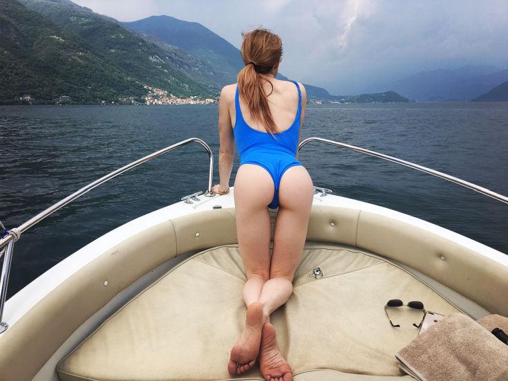Слив фото Кейти Лотц горячие интим фото