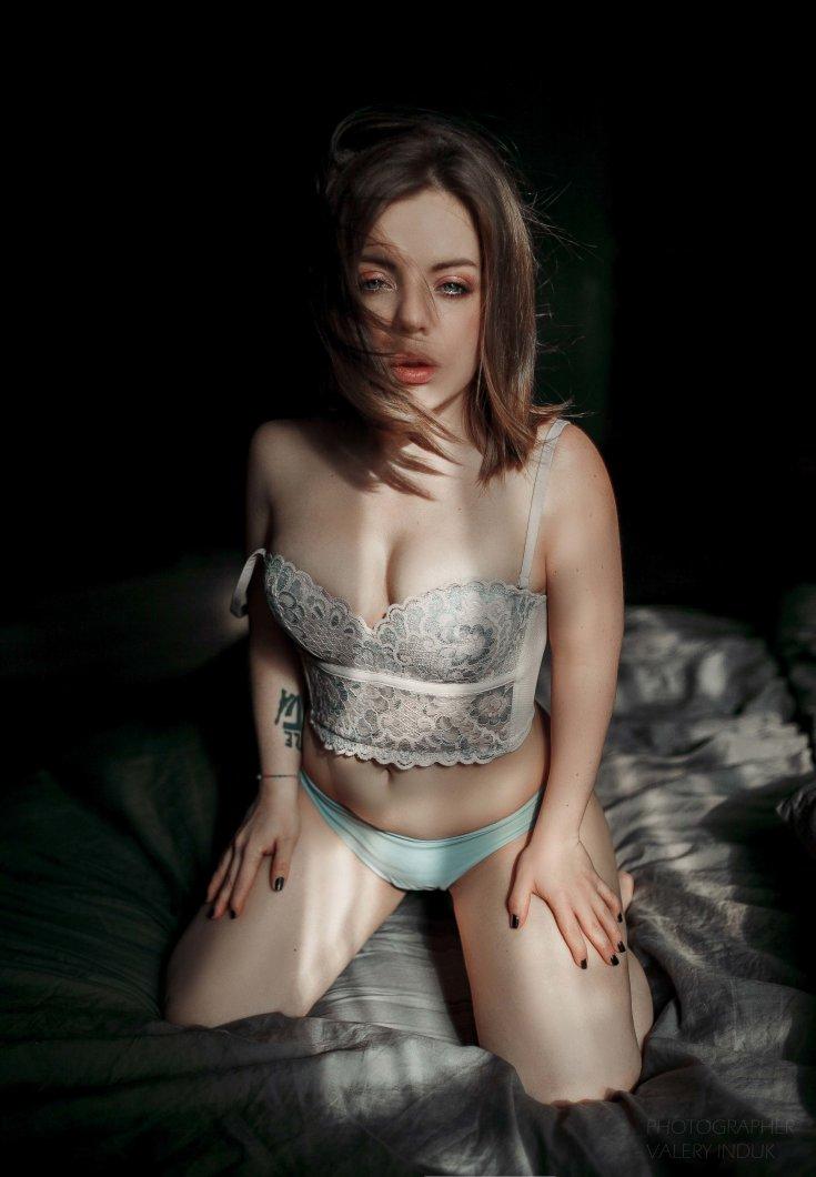Певица из Little Big Олимпия Ивлева горячие интим фото