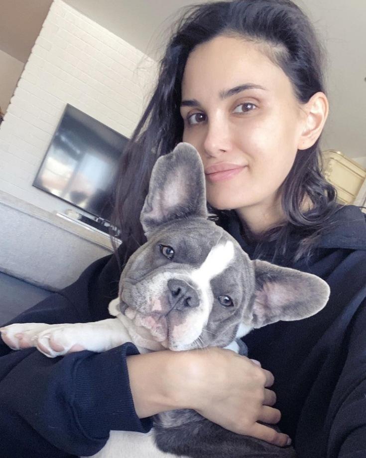 Видеоблогер и жена футболиста Алана Мамаева горячие интим фото