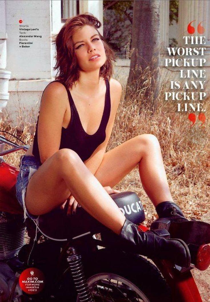 Американская актриса Лорен Коэн горячие интим фото