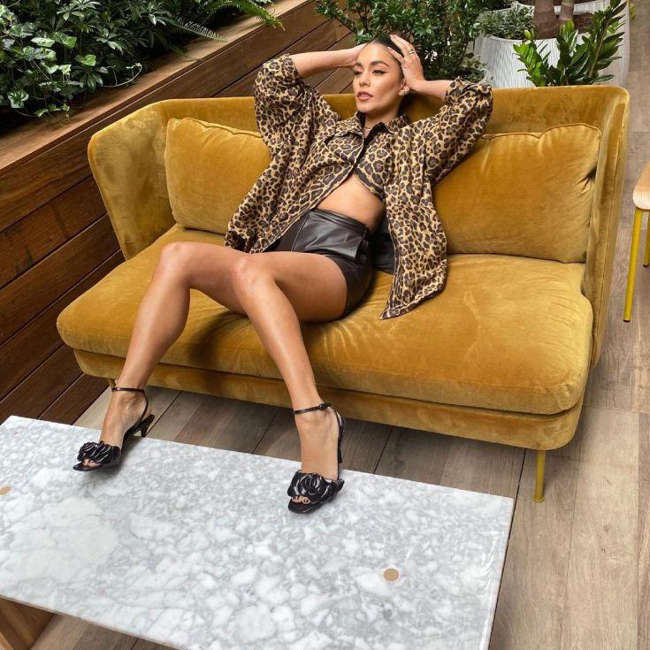 Американская актриса Ванесса Хадженс горячие интим фото