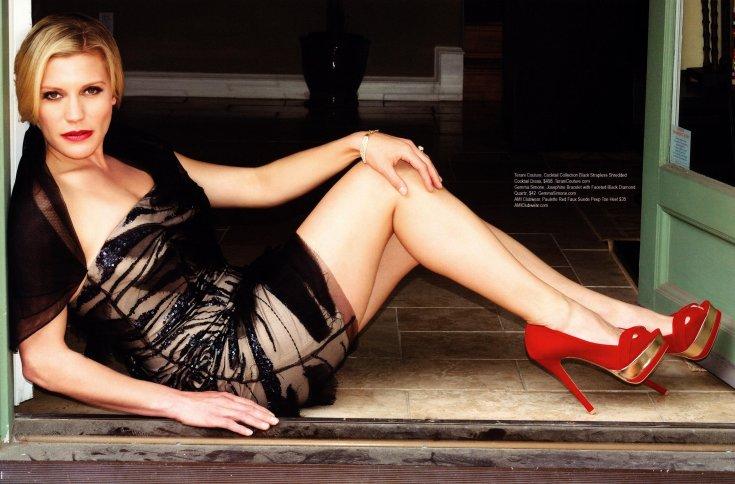 Американская актриса Кэти Сакхофф горячие интим фото