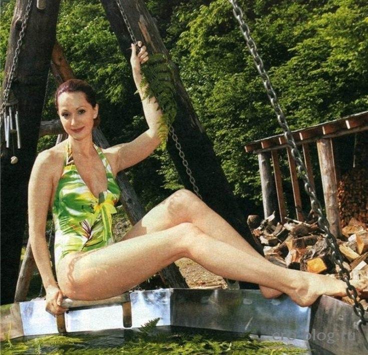 Актриса Ольга Кабо горячие интим фото
