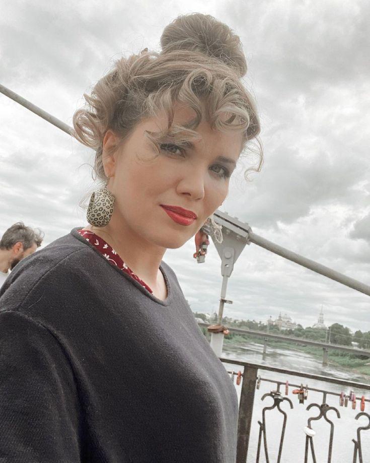 Актриса Анастасия Веденская горячие интим фото