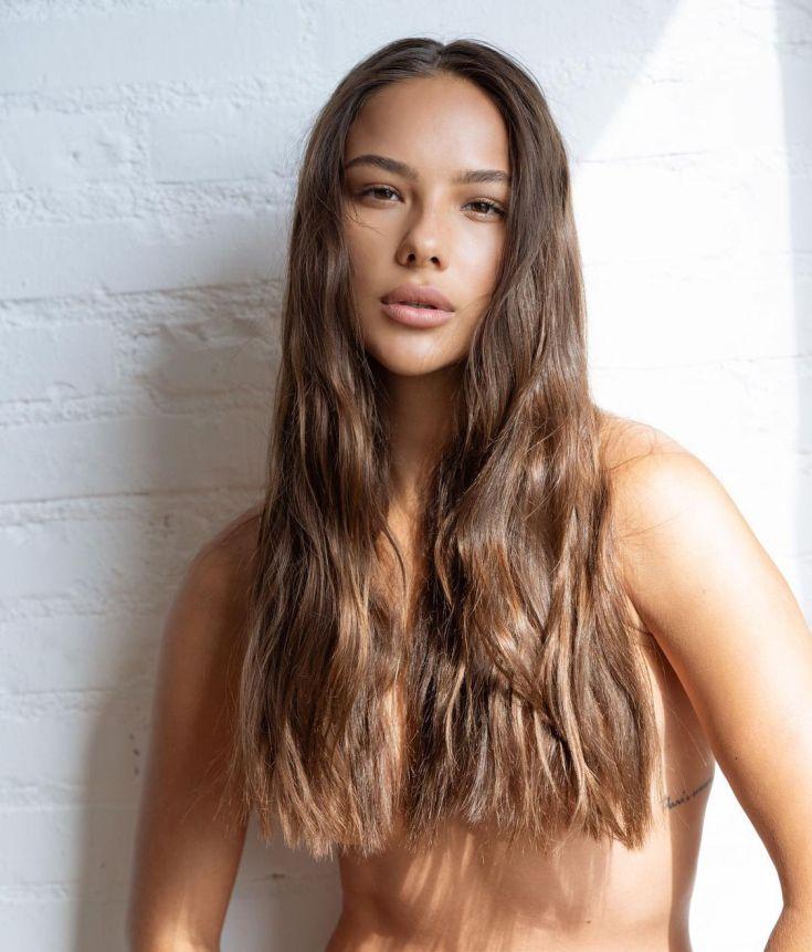 Модель Катя Сафарова горячие интим фото