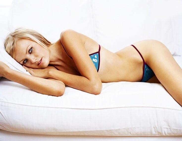 Канадская актриса Малин Акерман горячие интим фото