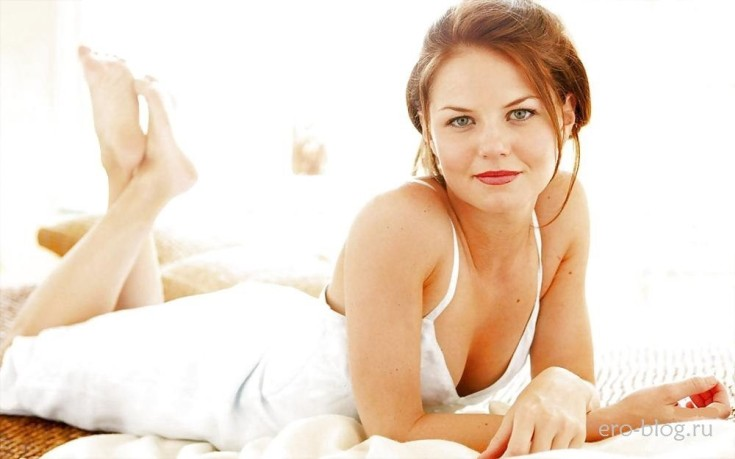 Американская актриса Дженнифер Моррисон горячие интим фото